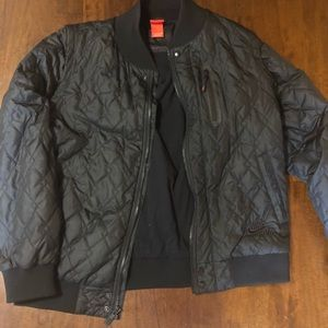 Nike Air winter black puffer jacket